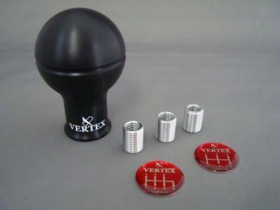 画像1: VERTEX SHIFT KNOB Monochrome(ヴェルテックスシフトノブ モノクローム)