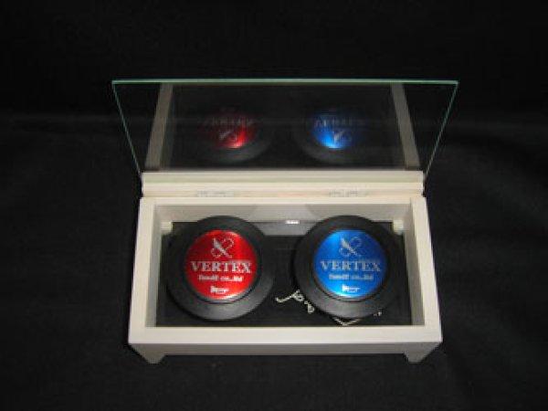 画像1: ヴェルテックスホーンボタン  (1)
