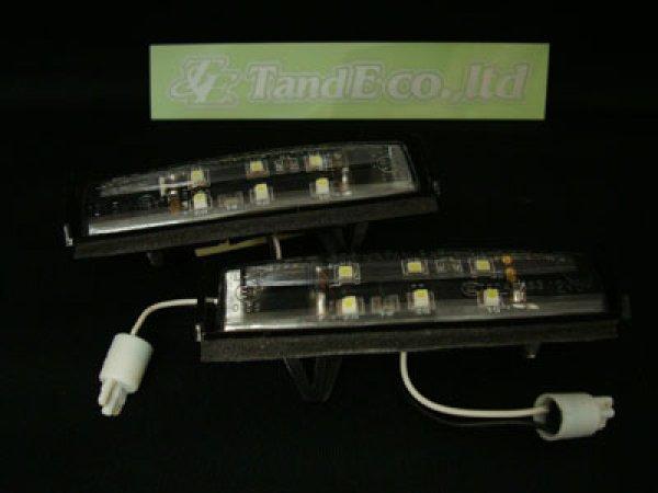 画像1: LEDライセンスランプ/トヨタ車 〔ラ行/ラ・リ・ル・レ・ロ ワ行/ワ〕 (1)