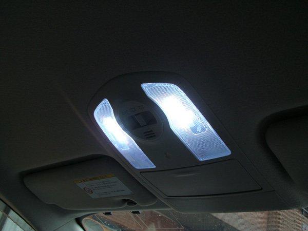 画像1: LED マップイルミネーション 左右セット/T10 ウェッジタイプ(RO-02) (1)