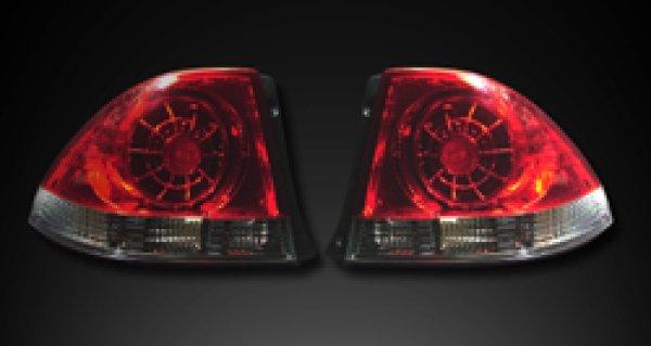 画像1: SXE10アルテッツァ用 LEDテールレンズ  (1)