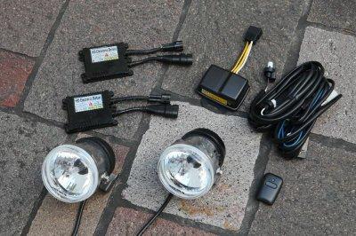 画像2: 90φ A6000HID DRIVING LAMP