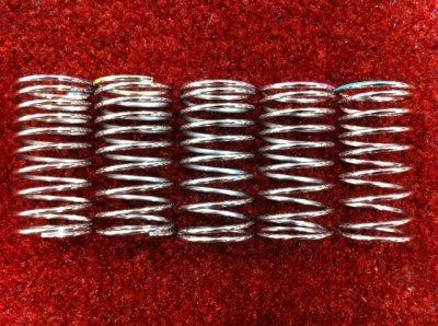 画像1: 【VERTEX-RC】Variable suspension線径1.2mm 自由長31mm(2本入)