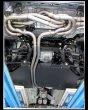 画像3: 【R35 GT-R】レジェフォール 左右デュアルフルチタンマフラー トルネード (3)