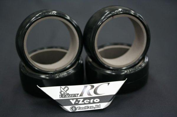 画像1: 【V-ZERO】VERTEX Drift Racing Tire V-ZERO【カーペット、カラーコンクリート推奨】 (1)