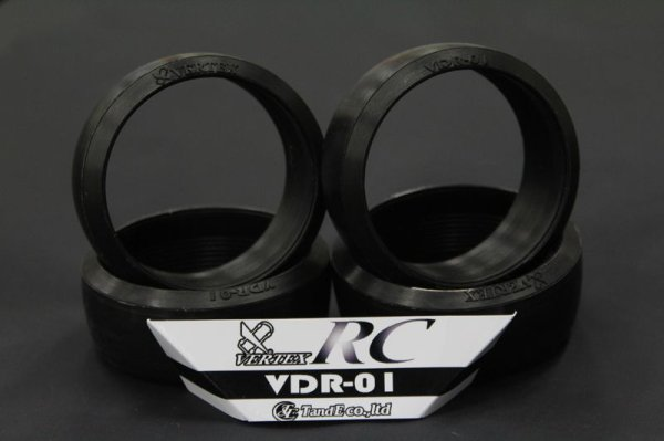 画像1: 【VDR-01】VERTEX Drift Racing Tire (1)
