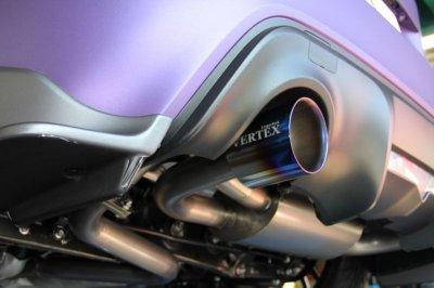 画像2: 【TOYOTA ZN6 86】Legerfort Full Titan Muffler フルチタンマフラーシリーズ