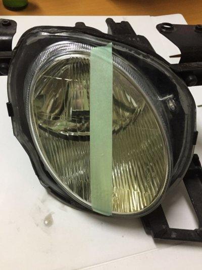 画像2: [くもり・くすみ除去剤付]VERTEX NANOMETAL LIGHTING CLEAR SET PLUS(黄ばみ除去とコーティングに専用ポリッシュがプラス)