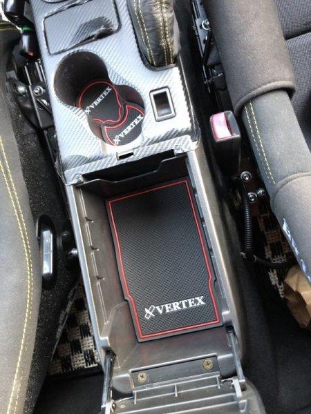 画像1: ポケットルーバーマット「ラバット」VERTEXモデル for S15シルビア  (1)