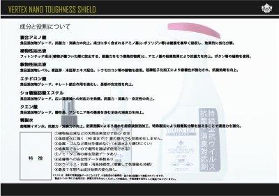 画像3: [ウイルスオフ]持続型抗ウイルス・抗菌・消臭対応剤