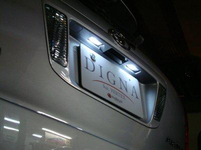 画像2: LEDライセンスランプ/E51エルグランド