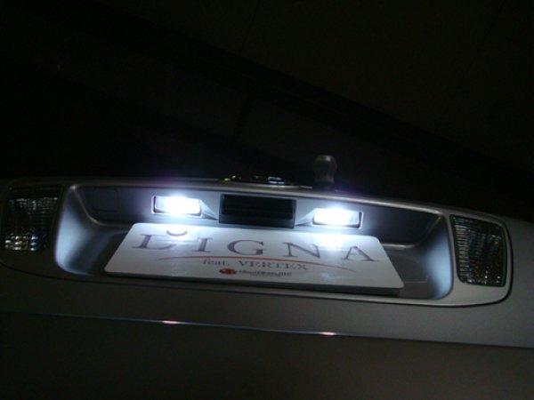 画像1: LEDライセンスランプ/ホンダ (1)
