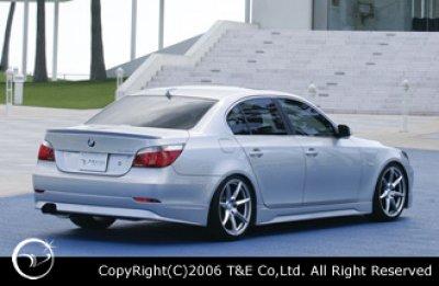 画像1: リヤハーフスポイラー(BMW 5シリーズ)