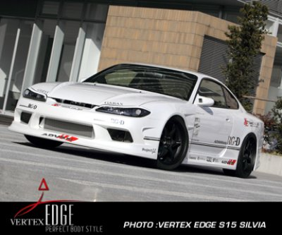 画像1: VERTEX EDGE S15 DEMO CAR BODY