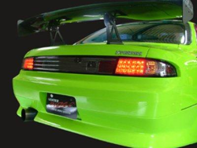 画像2: S14SILVIA LEDテールレンズ(ナチュラルスモーク)