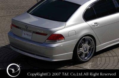 画像2: リヤスポイラー(BMW E65/66)