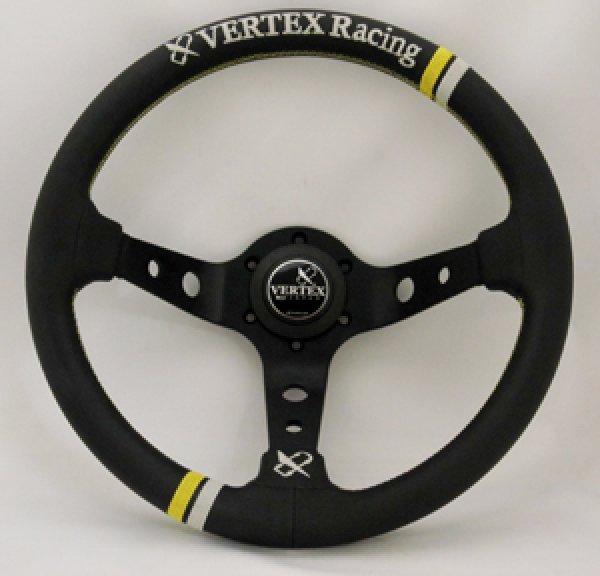 画像1: VERTEXステアリング 「VERTEX Racing」 33Φ (1)