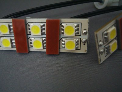 画像3: LEDライセンスランプ/トヨタ車 〔ラ行/ラ・リ・ル・レ・ロ ワ行/ワ〕