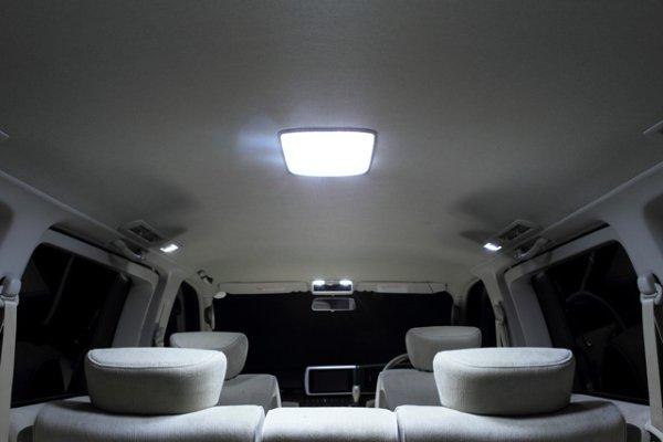 画像1: LED スタジアムイルミネーション(残光対策品)/E51エルグランド専用4点セット(SI-E51) (1)