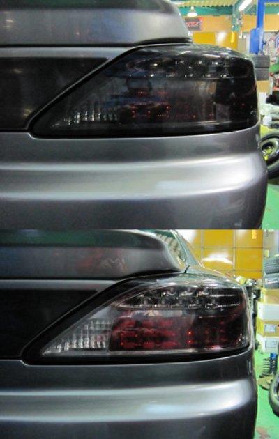 画像3: 〔WEB限定〕2010年モデル・S15SILVIA  LEDテールレンズ/バックランプLED Ver(加工)