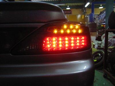 画像2: 2010年モデル・S15SILVIA  LEDテールレンズ/ウインカーLED
