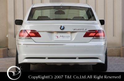 画像1: リヤスポイラー(BMW E66)